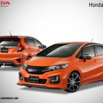 honda JAZZ tegal