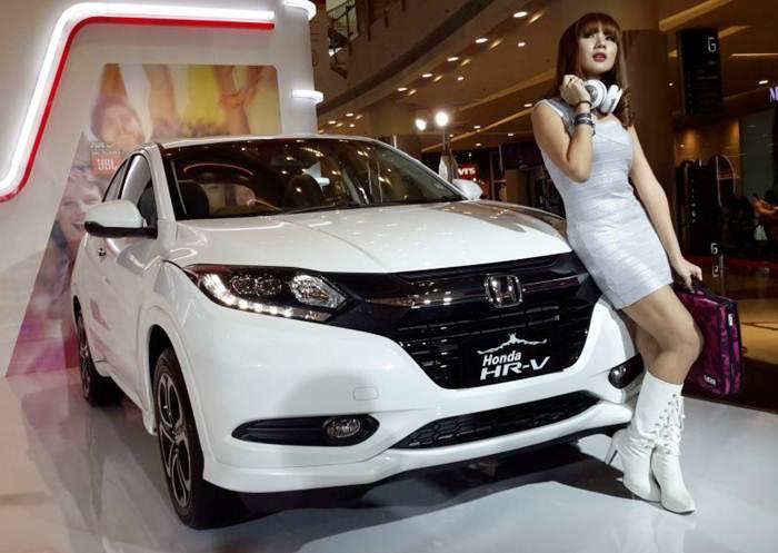 Honda HR-V 1.5L E CVT Special Edition Di GIIAS 2016!